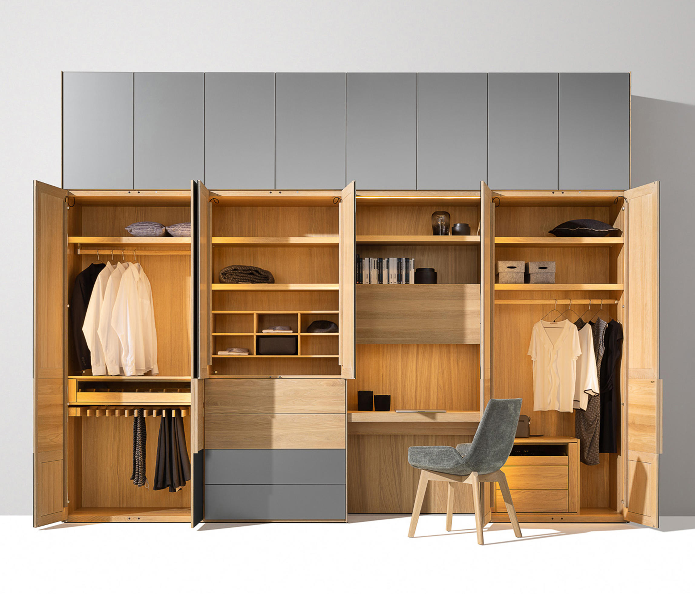 Valore Wardrobe Designer Furniture Architonic