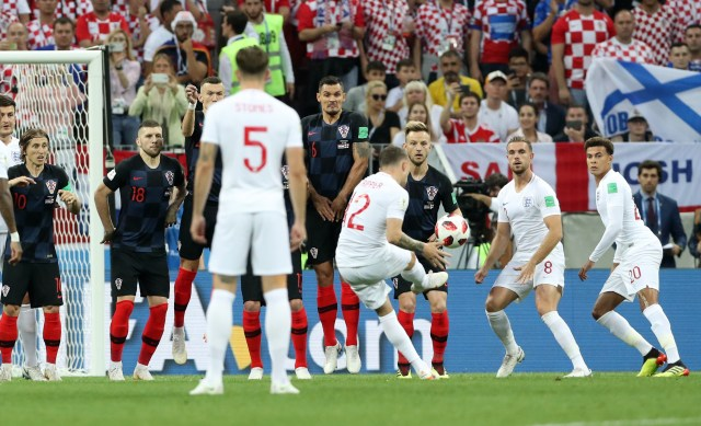 The story of the match as Croatia crush England's World Cup hopes   Guernsey Press