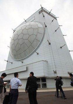 J/FPS-5 Radar in Shimokoshiki Island, Kagoshima