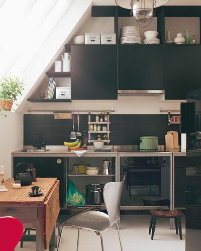 Einrichten Mehr Platz Große Ideen für eine kleine Wohnung - platz schaffen einem kleinen esszimmer