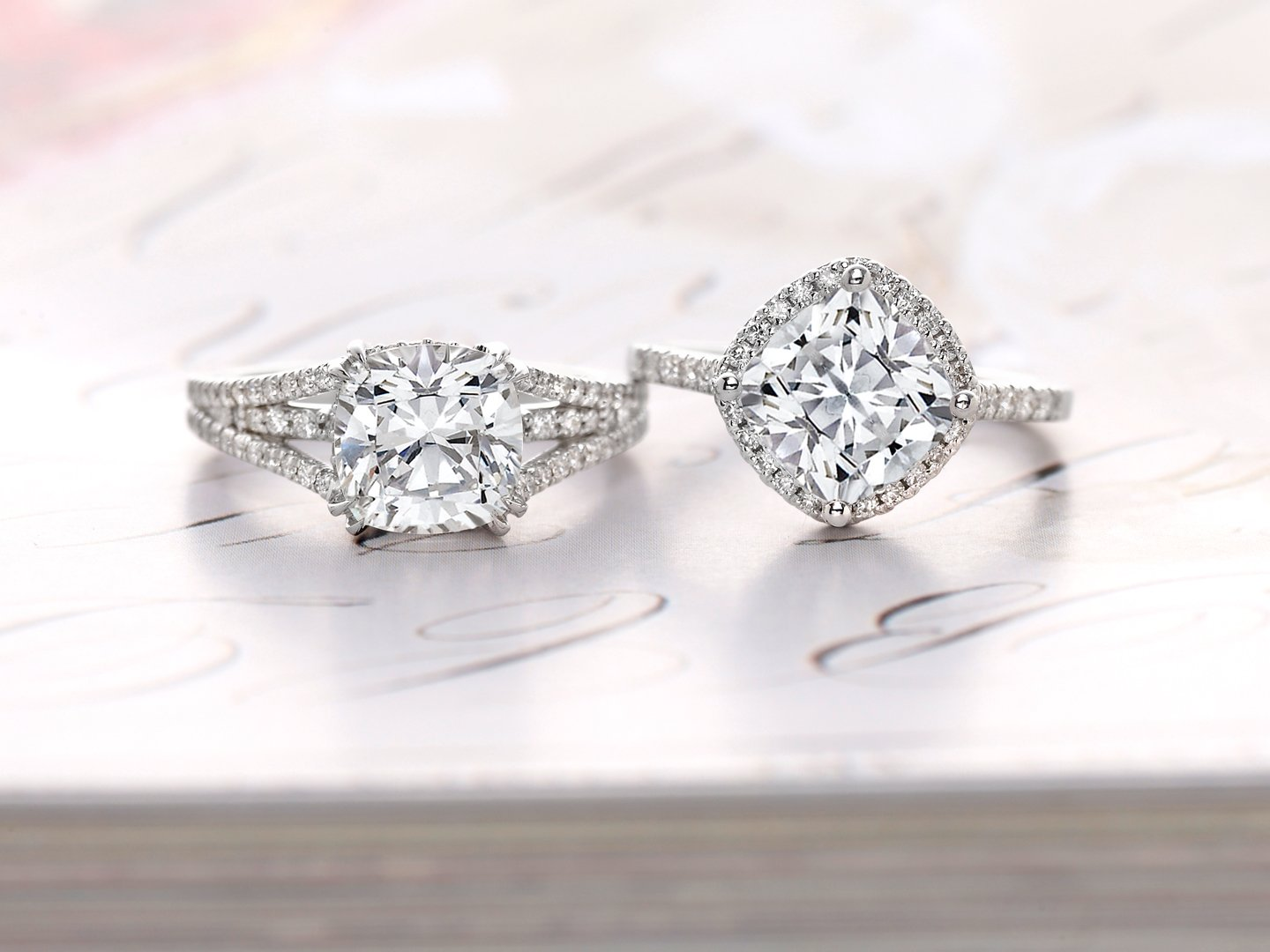 pave engagement rings brilliant earth wedding bands Diamonds are precious for many reasons they are rare billions of years old and one of the hardest materials on earth but they are perhaps most revered for