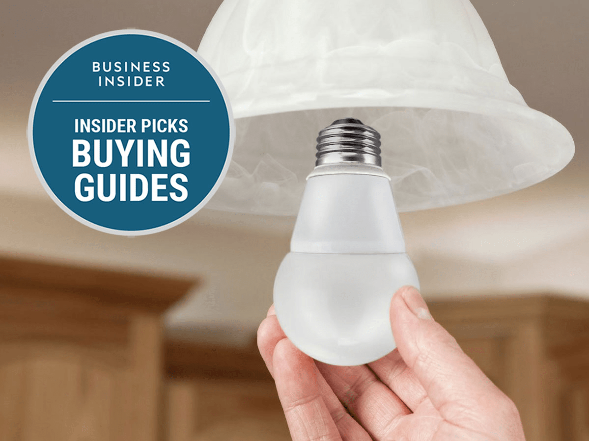 Modern Lighting Quotes The Best Light Bulbs You Can Buy Business Insider