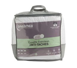 Couette 140 Couette 140 X 200 Cm Dreamea Everclean Anti Taches