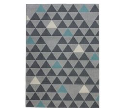 Tapis Salon Gris Rouge Tapis De Salon Ou Chambre Pas Cher But Fr
