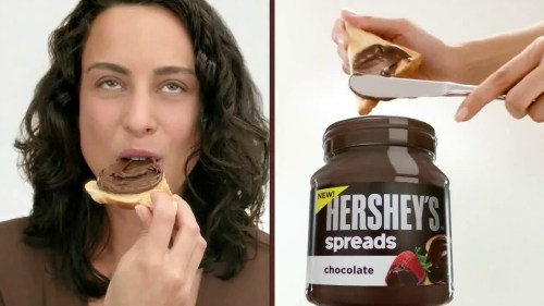 Hershey's Spreads TV Spot - Screenshot 3