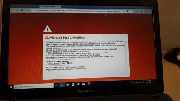 Tips for handling computer virus pop-up alerts Money Matters