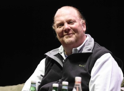 The Chew's Mario Batali takes leave amid allegations of ...