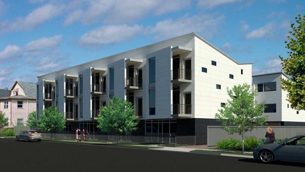 Wxz Development Plans 30 Apartments In Two University