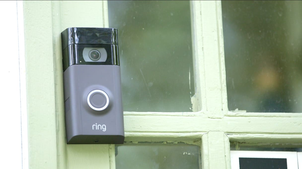 In Home Delivery Amazon S Ring Buy To Allow Couriers In Your Home Credit Suisse
