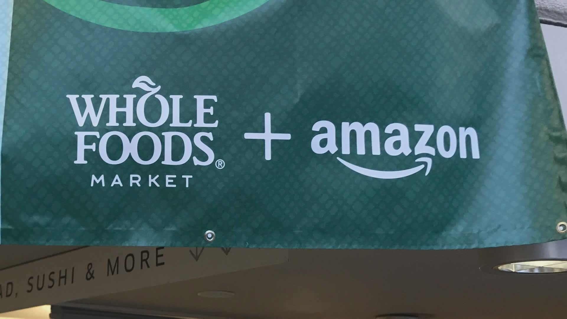 Amazon Whole Foods Amazon Officially Owns Whole Foods Here Are The Products That Are Getting Marked Down