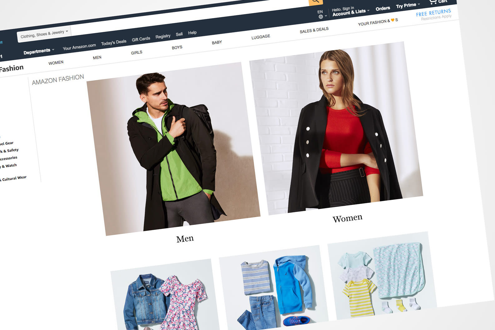 Amazon Fashion Amazon Fashion Bets Big On Athleisure Still Relies On Third