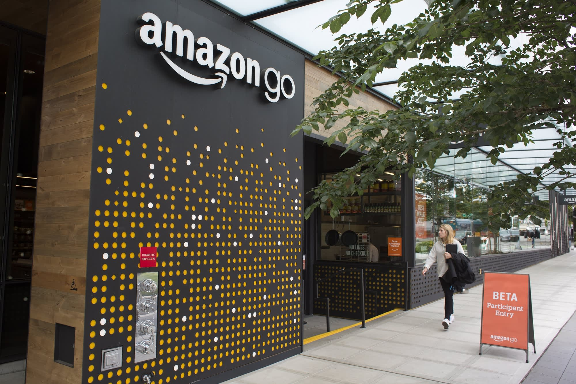 Amazon Grocery How Amazon Could Shake Up The Retail Sector With Its Grocery Stores