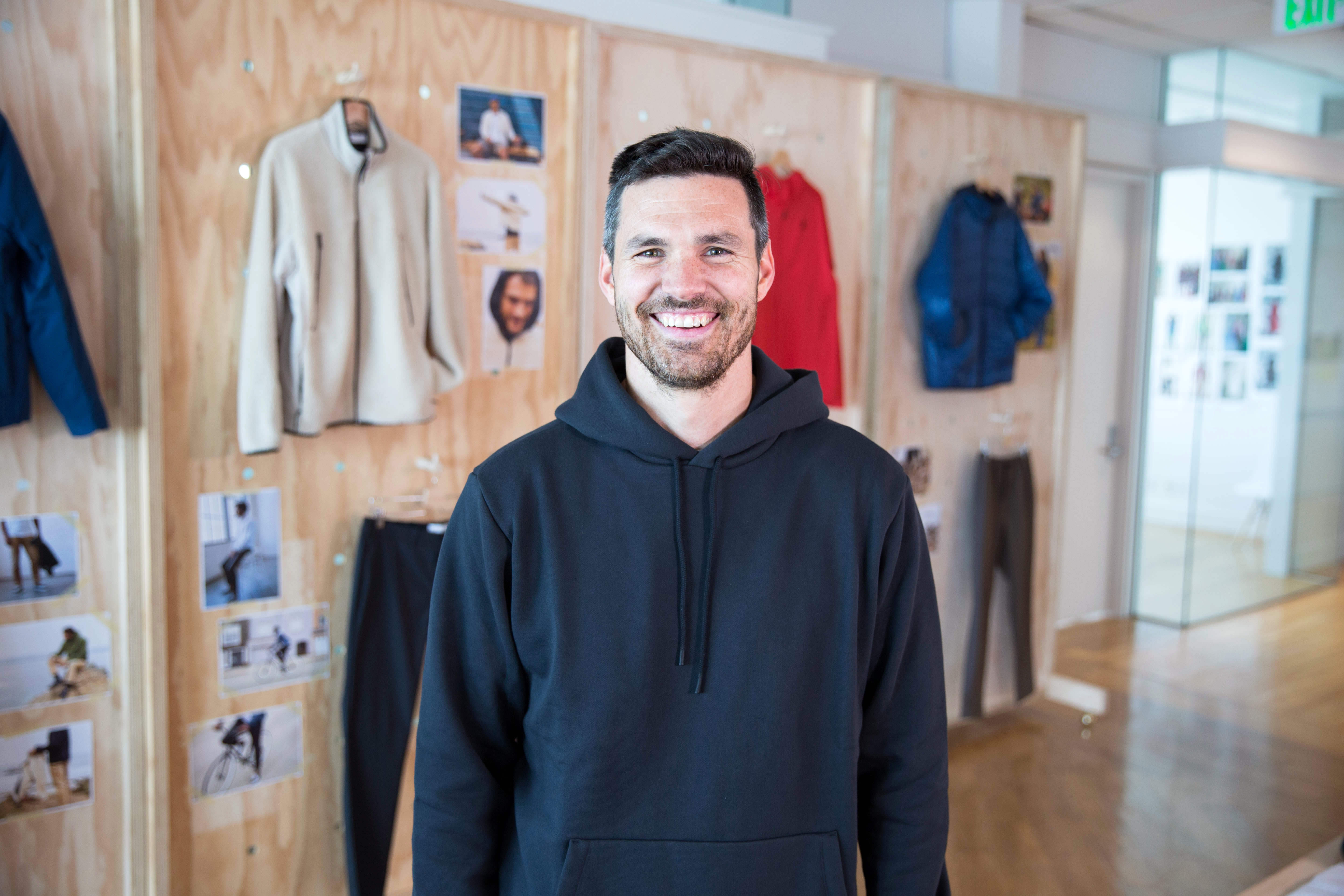 Target Office Wear Gap Is Launching Hill City Athleisure Wear For Men Similar To Athleta