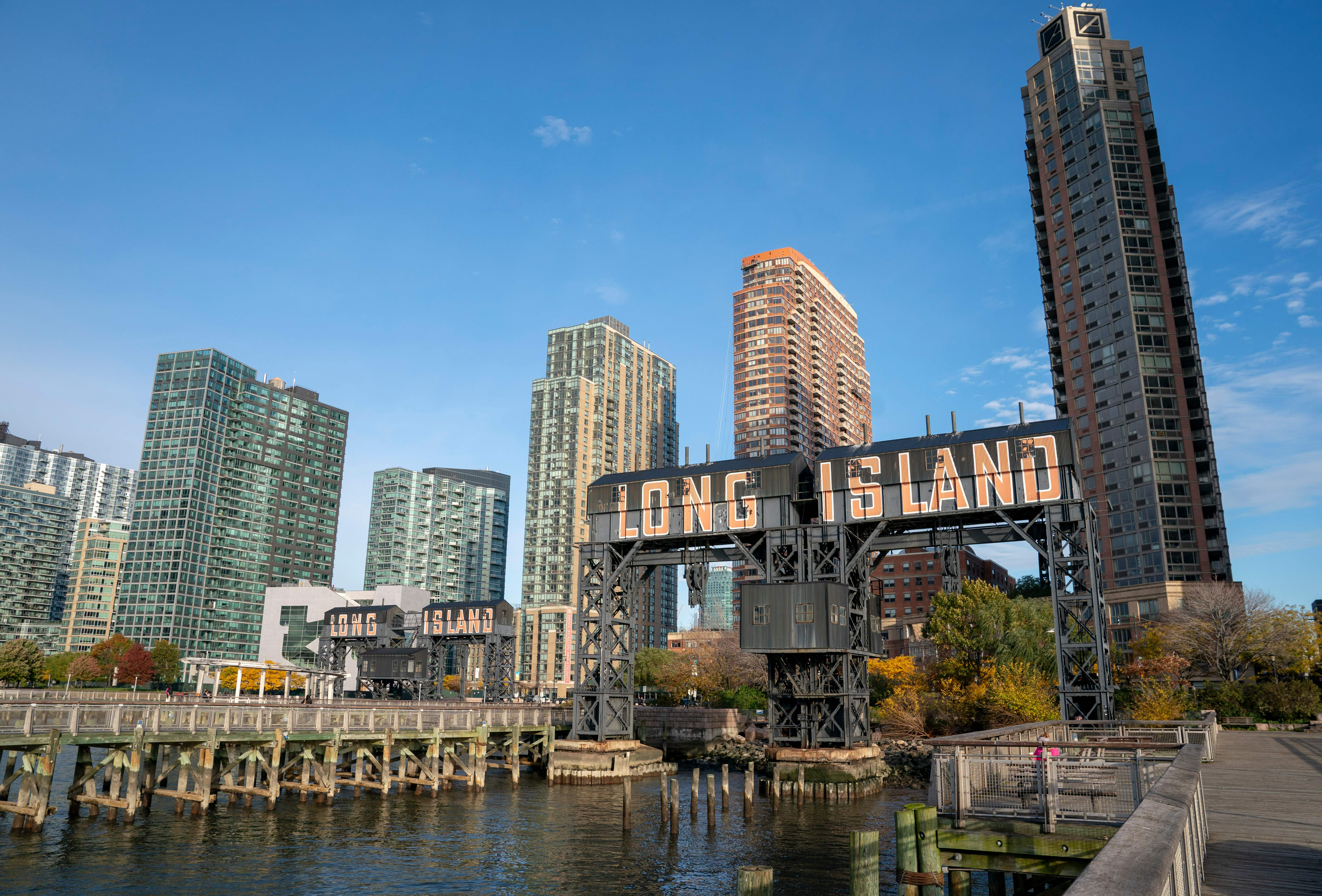 Garage For Sale Long Island Amazon Hq Long Island City Is Cool Nyc Neighborhood For Young People