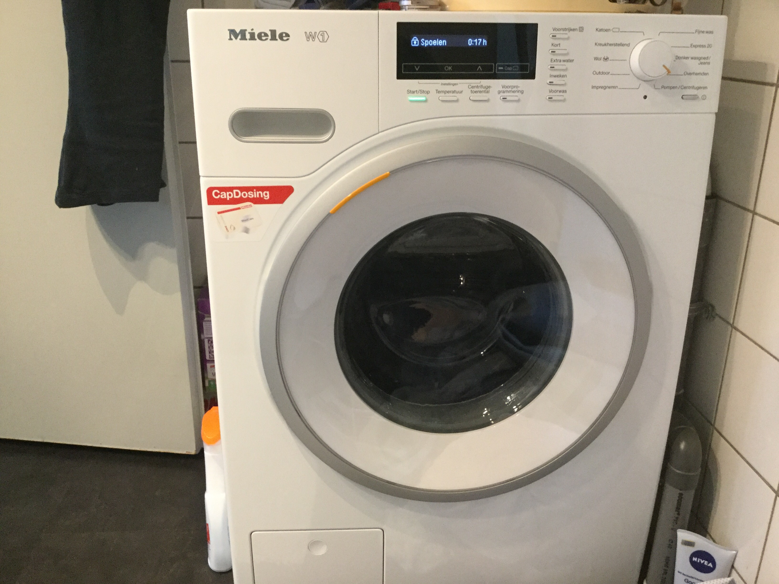 Miele Wmb Reviews Over Miele Wmb 120 Wcs W1 Coolblue Voor 23 59u Morgen