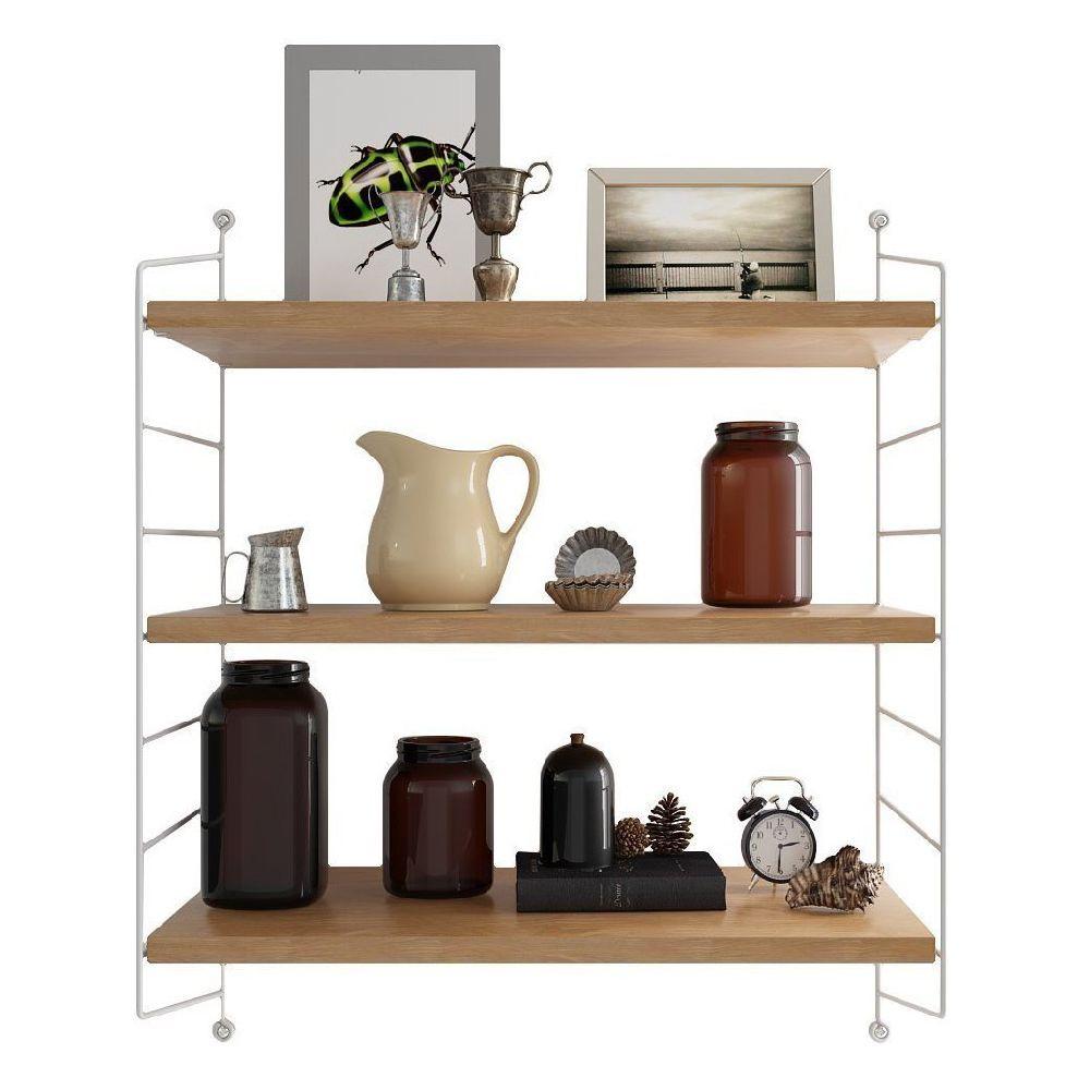 Fullsize Of Three Tier Wall Shelf