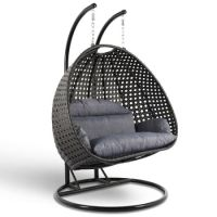 Shop for Outdoor Furniture Porch Swing Chair Double ...