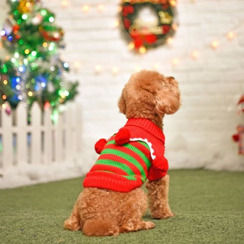 Medium Of Dog Christmas Sweater