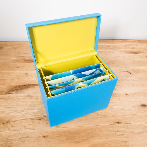Shop for Letter Hanging File Box-Ideal for offices, home, school