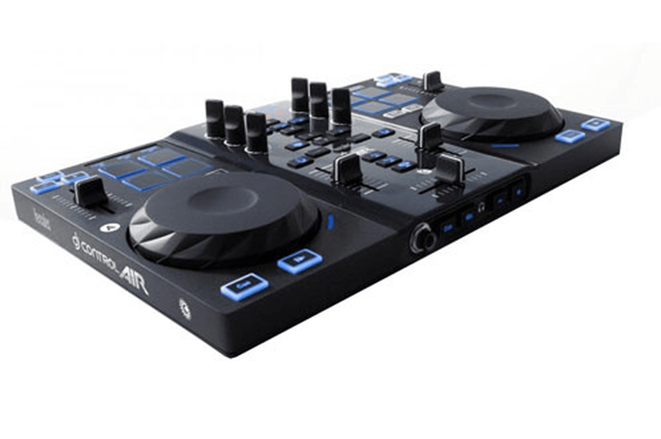 Mesa De Mezclas Amazon Table De Mixage Hercules Dj Control Air Djcontrolair
