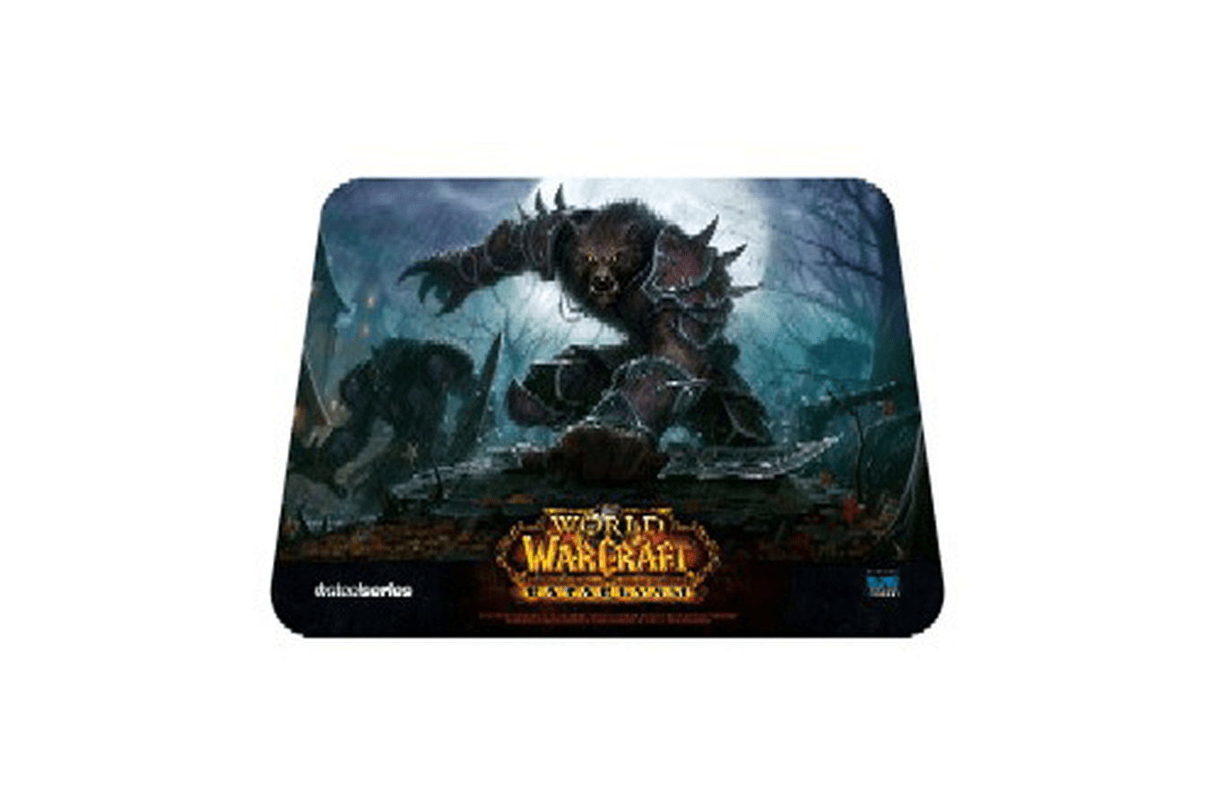 Tapis De Course Quelle Marque Choisir Tapis Gamer Steelseries Warcraft Cataclysm Bleu