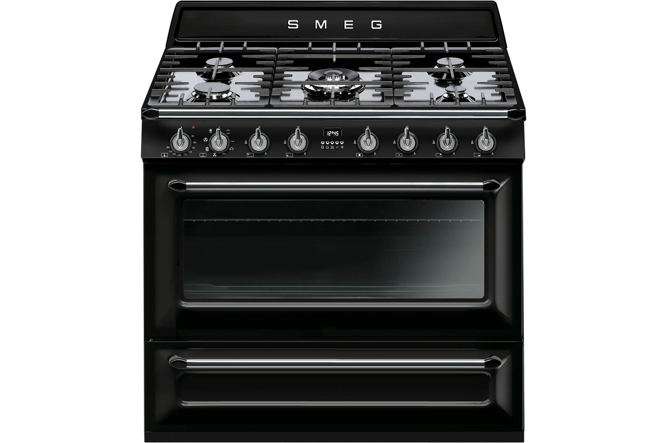 Piano De Cuisine Smeg Piano De Cuisson Smeg Tr90bl1 4067088 Darty