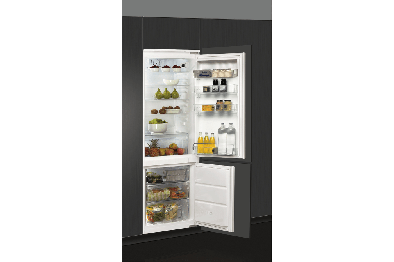 Frigo Encastrable Liebherr Refrigerateur Congelateur Encastrable Froid Ventile