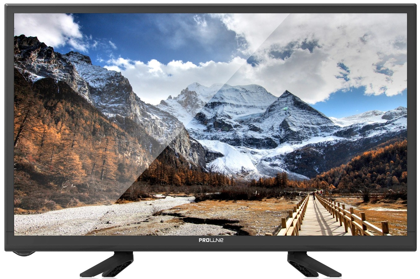 Tv Grand Ecran Tv Led Proline L2440hd 4225694 Darty