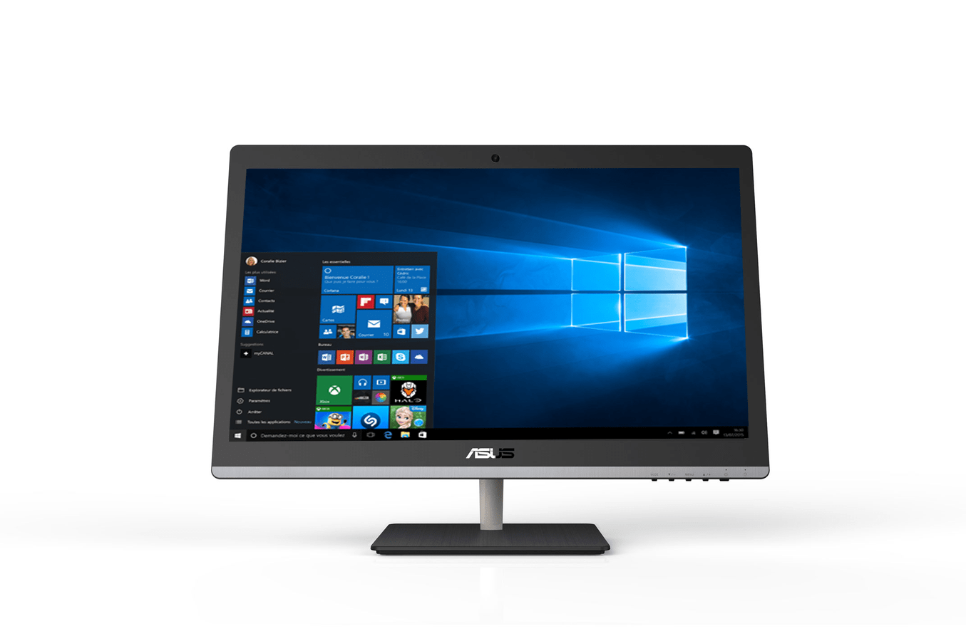 Darty Ordinateur Bureau Pc De Bureau Asus Et2030iut Be001x 4164687 Darty