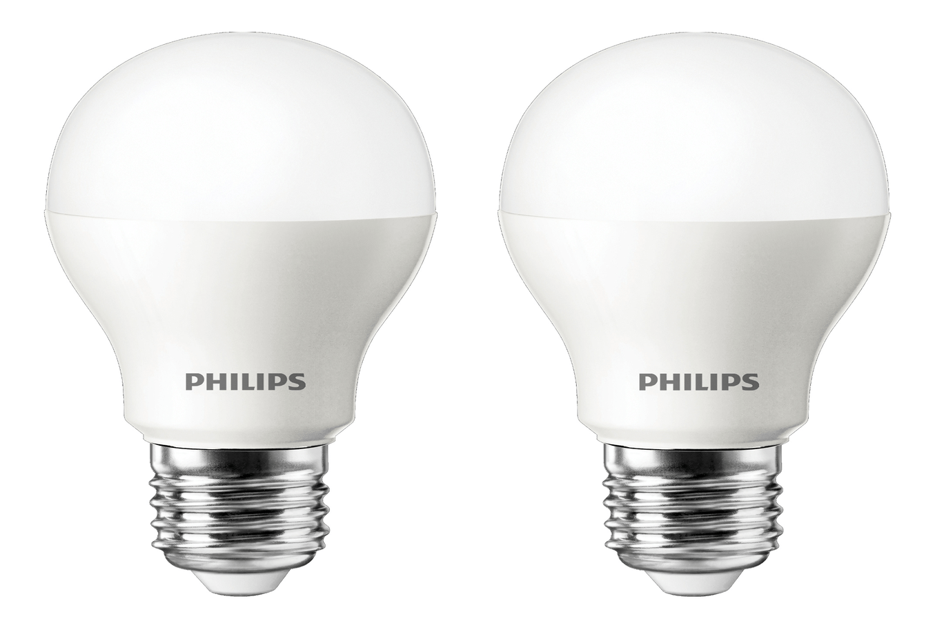 Eclairage Led Deco Ampoule Led Philips Standard 6 5w 40w Culot E27 X2