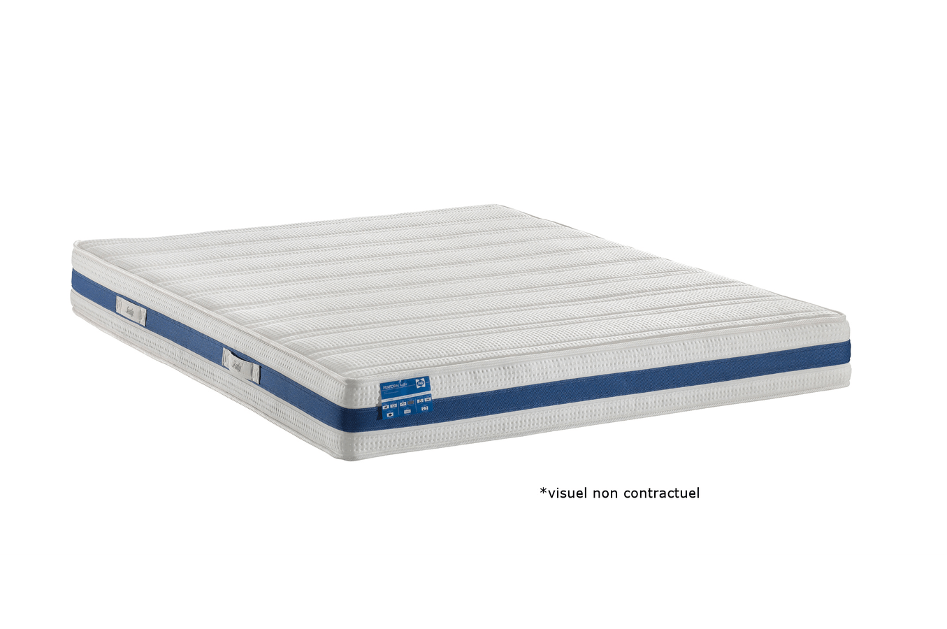 Sommier Ergonomique Pack Ensemble Matelas Et Sommier Sealy Perform Activ 160