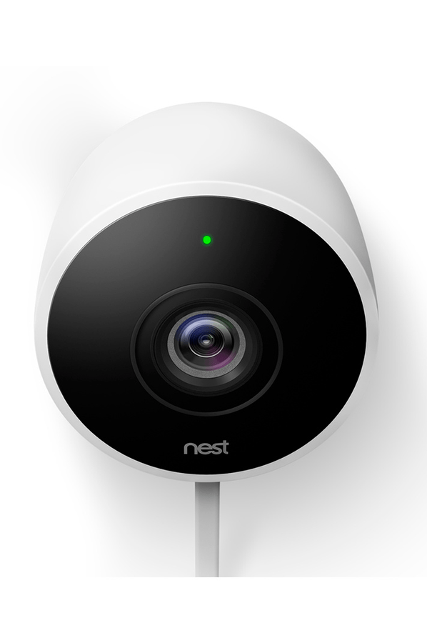 Camera Surveillance Exterieur Darty Caméra De Surveillance Nest Cam Outdoor - Nest Cam Outdoor