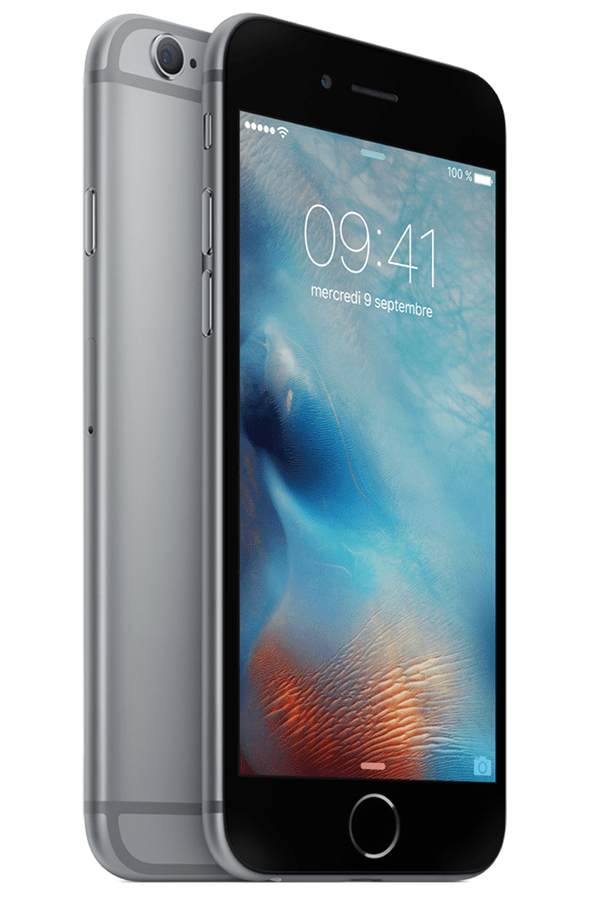 Iphone 6 Reconditionné 32go Iphone Apple Iphone 6s 32go Gris Anthracite (4261739) | Darty