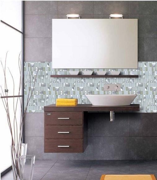 metal glass tile bathroom wall backsplash kitchen metallic tiles silver metal mosaic stainless steel kitchen wall tile backsplash