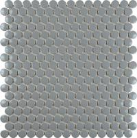 penny round porcelain tile backsplash swimming pool tiles ...