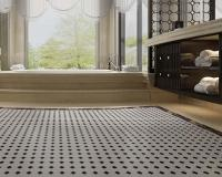 porcelain tile flooring designs ceramic mosaic tile ...