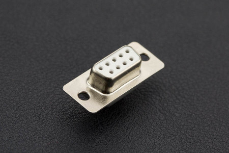 DB9 Female Connector For RS232/RS422/RS485 - DFRobot