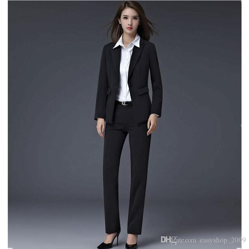 2019 In The Autumn And Winter Women\u0027S Suit Cultivate One\u0027S Morality