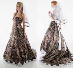 Small Of Camo Wedding Dress