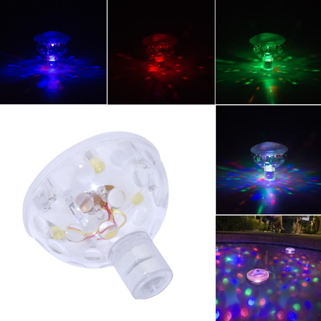 Jacuzzi Underwater Pool Lights Sale Promotion Led Swimming Pool Disco Lights Show