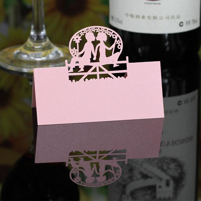 2018 Happy Ferris Wheel Laser Cut Wedding Party Table Name Place - buy place cards