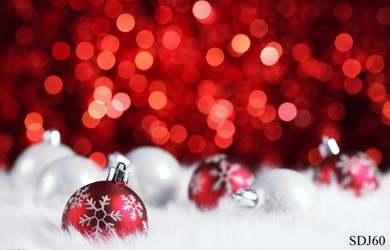 2018 Thin Vinyl Backdrops Studio Backdrop Xmas Christmas Theme - christmas theme background