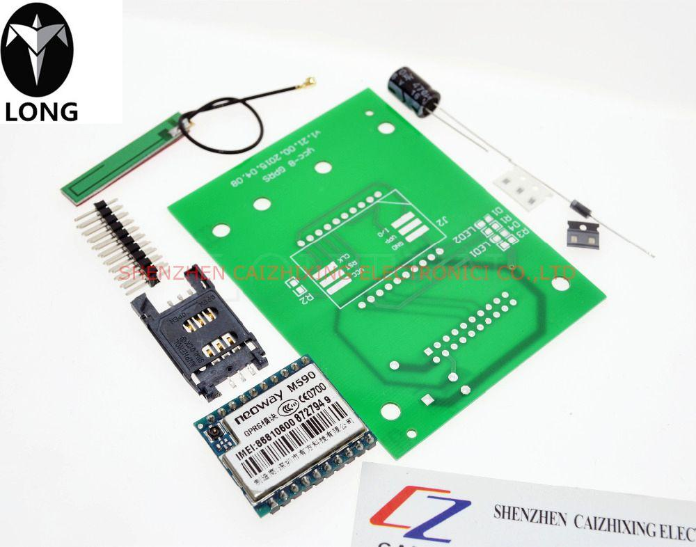 DIY KIT GSM GPRS 900 1800 MHz Short Message Service SMS Module For