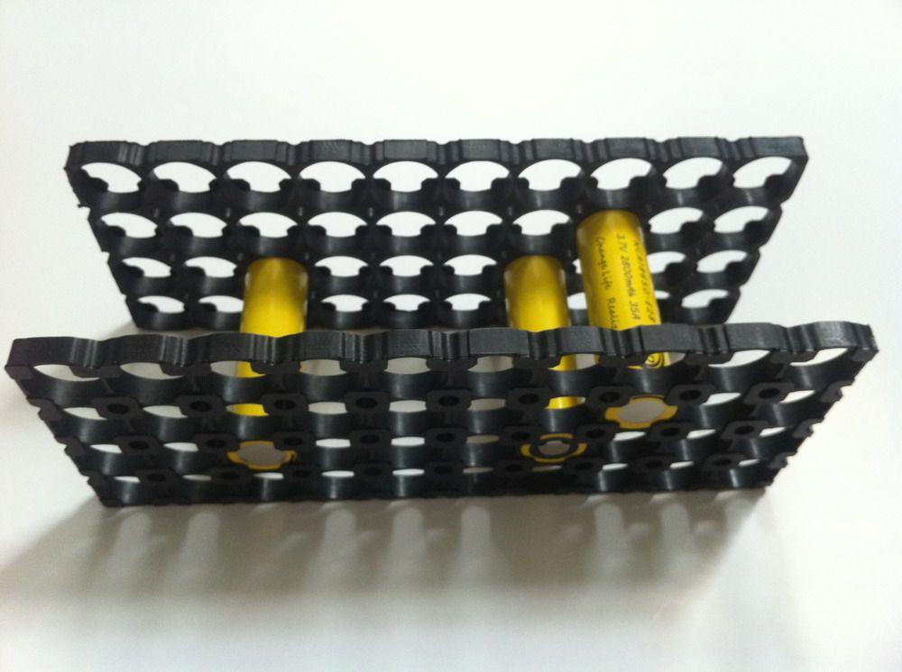 36v 10ah Electric Bike Li Ion Battery Pack Plastic Bracket