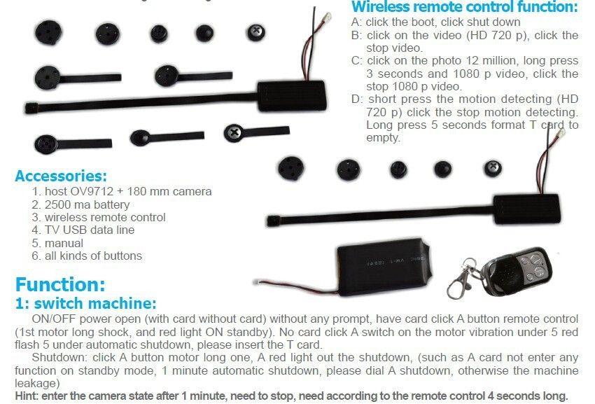 mini spy camera hidden camera