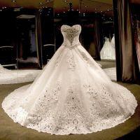 Princess Wedding Dress With Bling | www.pixshark.com ...