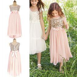 Small Of Gold Flower Girl Dresses