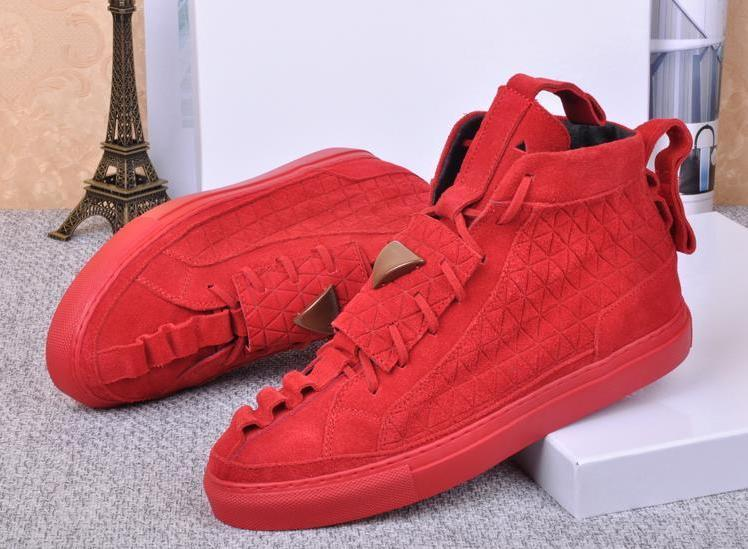 Latest Designer Germany Brand Patrick Mohr Men Shoes