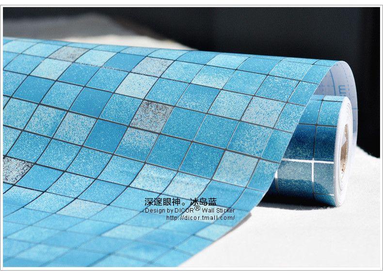 3d House Wallpaper Room 5meter Self Adhesive Of Wall Paper Pvc Mosaic Wallpapers