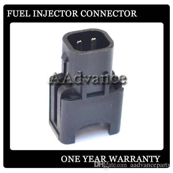 EV1 Female To EV6 2 Pin Male Fuel Injector CONNECTOR KITS WITH